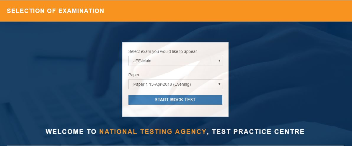 JEE Main Mock Test 2020: Take Free Online Mock Test
