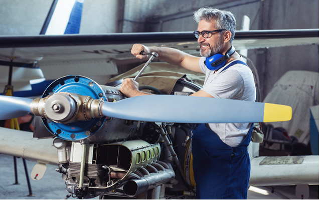 Careers in Aviation Sector | Courses in Aircraft Maintenance
