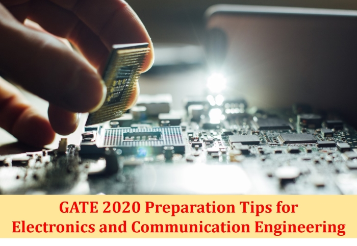 GATE 2020 Preparation Tips for Electronics and Communication