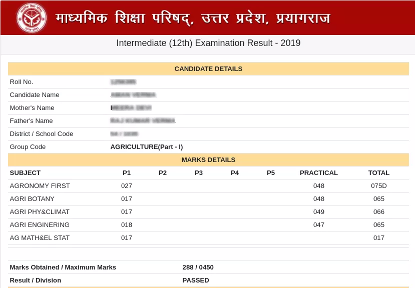 UP Board 12th Result 2021 Date: Know How To Check UP Board Class 12 Result  Here