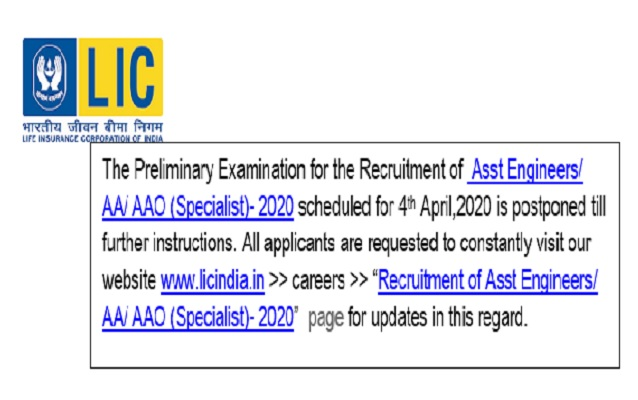 Lic Aao 2021 Exam Date Soon Application Form Eligibility Vacancy
