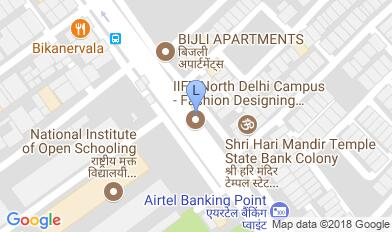 International Institute Of Fashion Technology North Delhi Courses Fees Placements Ranking Admission 2020