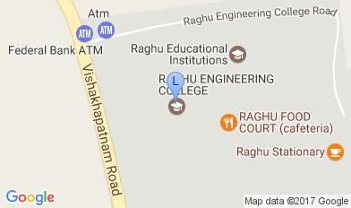 Raghu Institute of Technology, Visakhapatnam - Courses, Fees