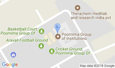 Poornima Group of Institutions, Poornima Group of Colleges
