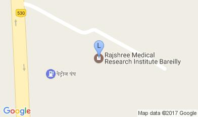 Rajshree Medical Research Institute, Bareilly - Courses