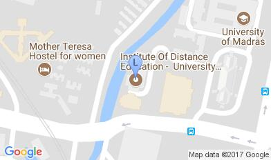 University of Madras, Institute of Distance Education