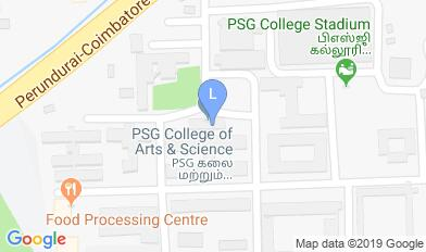 PSG College of Arts and Science - PSGCAS, Coimbatore - Courses, Fees