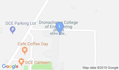B Tech  in Civil Engineering at Dronacharya College of Engineering