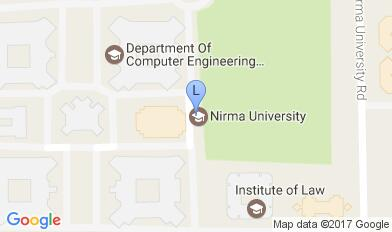Nirma University, Ahmedabad - Courses, Fees, Placement
