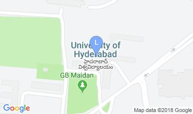 University of Hyderabad - UOH - Courses, Fees, Placement Reviews