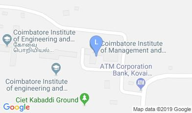 Coimbatore Institute of Management and Technology (CIMAT) - Courses