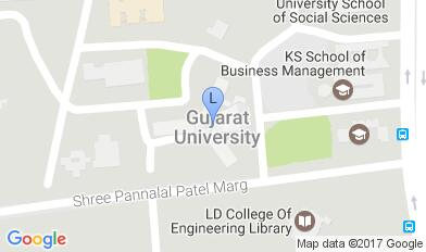 Gujarat University - Admission, Courses, Fees, Eligibility