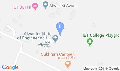 Engineering Colleges in Alwar - B Tech Ranking, Fees