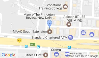 MAAC, South Ex 1, Delhi - Courses, Fees, Placement Reviews, Ranking