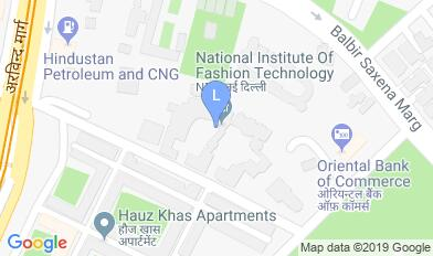 National Institute of Fashion Technology, Delhi - Courses